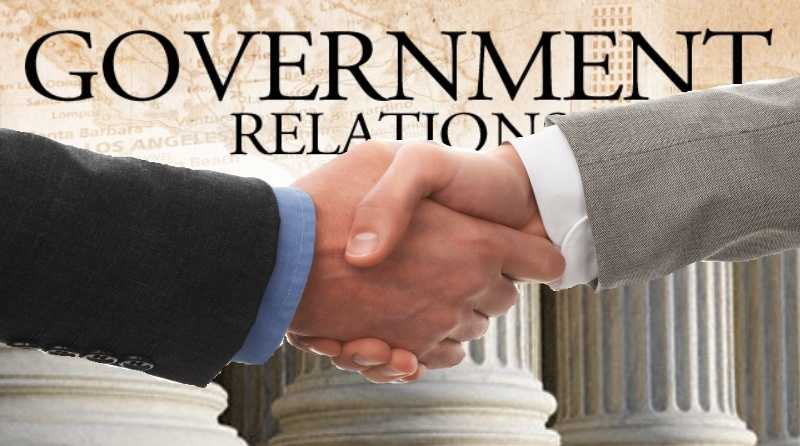 Government Relations GR