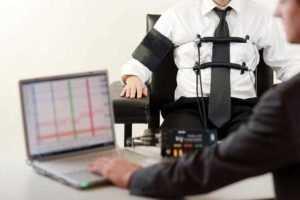 polygraph test a