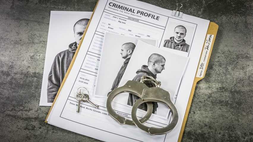 Криминальный профайлинг